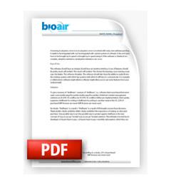 BioAir White Paper